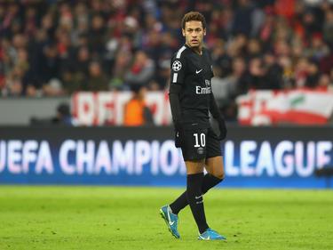 Die Gerüchte um Neymar reißen nicht ab