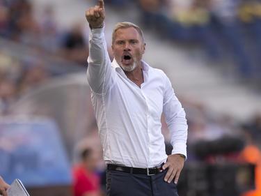 Thorsten Fink hat keine Lust auf Liga vier