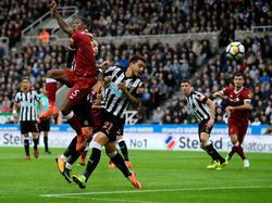 Liverpool kam in Newcastle nicht über ein Remis hinaus
