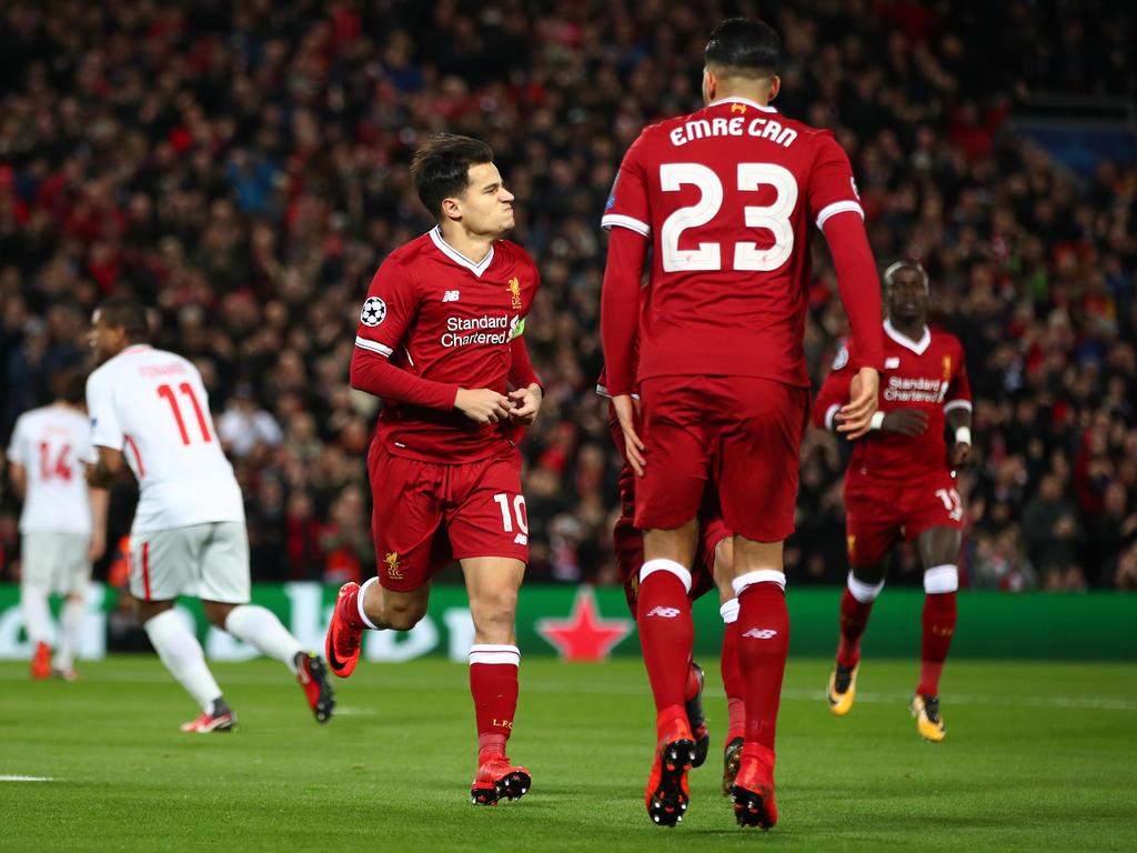 Mit 23 Toren hatte der FC Liverpool großen Anteil am Erfolg