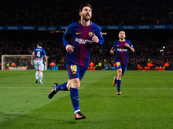 Für 700 Millionen Euro könnte Lionel Messi den FC Barcelona verlassen