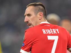 Kehrt Franck Ribéry dem FC Bayern München den Rücken?