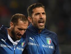 Gianluigi Buffon will kein Abschiedsspiel im Nationmalmannschaftstrikot