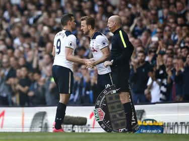 Harry Kane volvió al campo tras superar una lesión. (Foto: Getty)