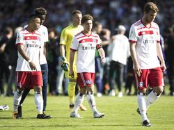 Der HSV ist einmal mehr mit einer Enttäuschung in die Saison gestartet