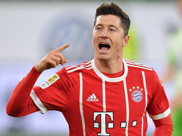 Robert Lewandowski konzentriert sich voll auf den FC Bayern