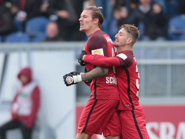 Manuel Schäffler sicherte Wiesbaden immerhin noch einen Punkt