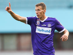 Florian Klein lässt sich auch in einer turbulenten Saison nicht aus der Ruhe bringen