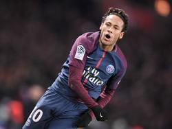 Neymar brilló contra el Dijon con cuatro goles y dos asistencias. (Foto: Getty)