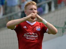 Andreas Voglsammer wechselt zum 1. FC Heidenheim