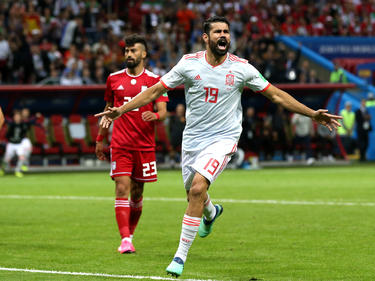 Der 1:0-Siegtreffer gegen den Iran war bereits Costas drittes Turniertor