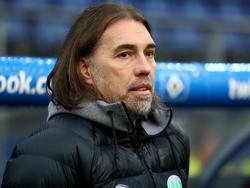 Wolfsburg-Coach Martin Schmidt stellt Neuzugang Admir Mehmedi Einsatzzeiten in Aussicht