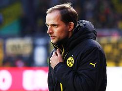 Wird als Kandidat in Wolfsburg gehandelt: Ex-BVB-Coach Thomas Tuchel