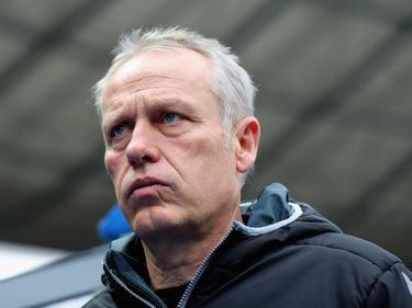 Christian Streich will im Heimspiel gegen Stuttgart punkten
