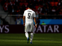 Luis Suárez will sich mit einem Tor beschenken