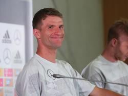 Thomas Müller will seine Leichtigkeit gegen Schweden wiederfinden