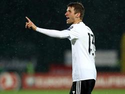 Thomas Müller kassierte gegen Italien einige Pfiffe der Fans