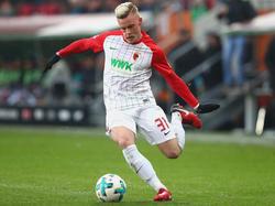 Philipp Max ist der beste Torvorlagengeber der Bundesliga