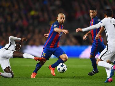Javier Mascherano wechselt vom FC Barcelona nach China