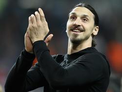 Zlatan Ibrahimovic geht ab sofort in der MLS auf Torejagd