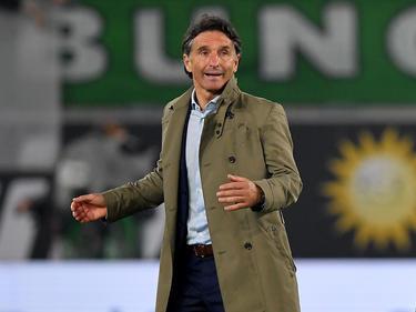 Hat mit großen Personalsorgen zu kämpfen: Wolfsburg-Coach Bruno Labbadia