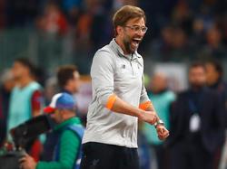 Jürgen Klopp greift nach der Fußball-Krone Europas
