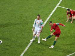El conjunto de Fernando Hierro no pasó del empate ante Portugal. (Foto: Getty)