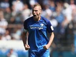 Felix Bastians war eineinhalb Jahre lang Kapitän des VfL Bochum