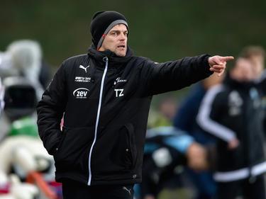 DFB sanktioniert Ziegner wegen Schiedsrichterbeleidigung