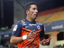 Barrios hizo una temporada más que decente en la Ligue 1 con Montpellier. (Foto: Imago)