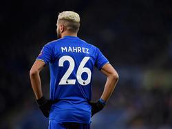 Riyad Mahrez wird wohl nicht zu Manchester City wechseln
