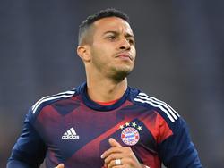 Bayerns Thiago ist nach Verletzung noch nicht bei 100 Prozent