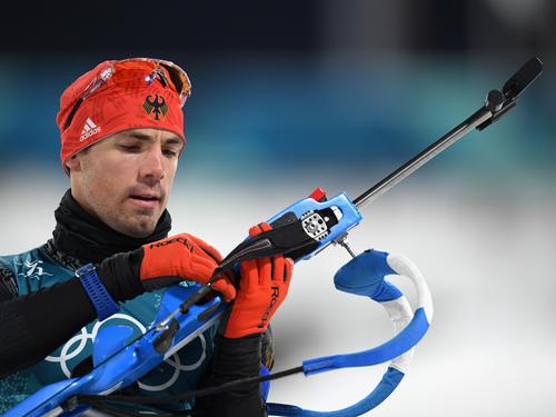biathlon herren verfolgung oberhof