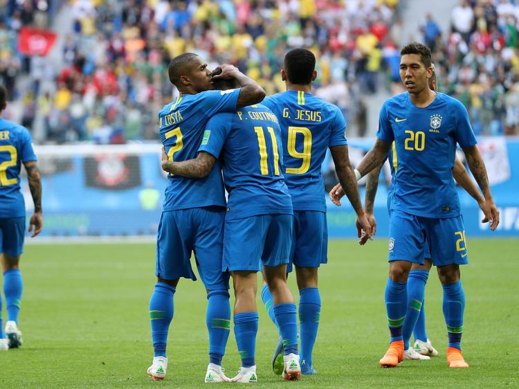 Coutinho (M.) trifft in der Nachspielzeit zur entscheidenden Führung