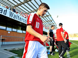 Hängende Köpfe bei den ÖFB-Youngsters