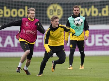 Jacob Bruun Larsen (M.) wechselt vom BVB zum VfB Stuttgart