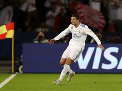 Ronaldo celebra su gol ante el Gremio en la final. (Foto: Getty)