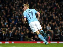 Kevin De Bruyne unterschreibt neuen Mega-Vertrag bei Manchester City