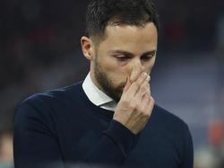 Domenico Tedesco würde Max Meyer auf Schalke vermissen