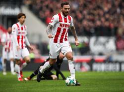 Marco Höger will Kölner bleiben