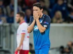Die TSG Hoffenheim machte das Spiel ging aber leer aus
