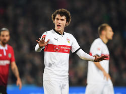 Benjamin Pavard hat noch keine Bundesligaminute verpasst
