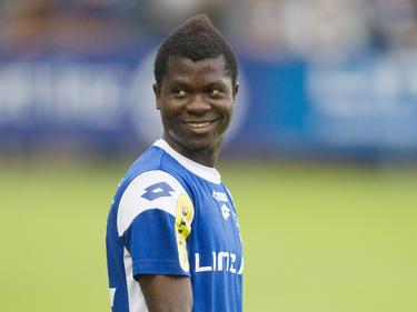 Yusuf Otubanjo spielte auch für Blau-Weiß Linz