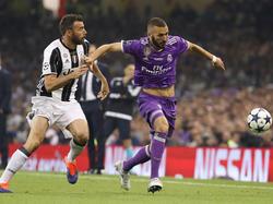 Juventus und Real Madrid sehen sich im heurigen Viertelfinale wieder