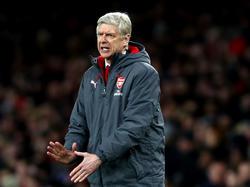 Arsène Wenger braucht nach dem Abgang von Alexis Sánchez einen neune Stürmer