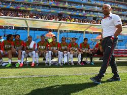 Zwischen Genie und Wahnsinn: Chiles Nationaltrainer Jorge Sampaoli
