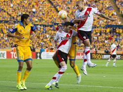 Das Hinspiel zwischen UANL Tigres und River Plate endete 0:0
