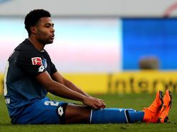 Für Serge Gnabry war der Punkt gegen Freiburg zu wenig