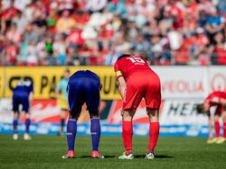 Kurios: Beim Drittligaspiel Zwickau gegen Osnabrück eröffneten beide Halbzeiten die Gäste