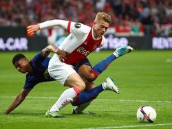 Matthijs de Ligt gehört bei Ajax Amsterdam zum Stammpersonal